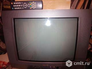Телевизор кинескопный цв. Stel