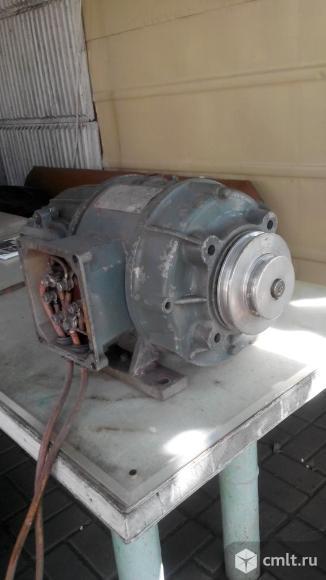 Двигатель щеточный пост.тока, 75в, 1.4 квт, 34 кг в комплекте. Фото 5.