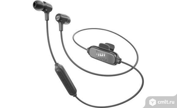 Беспроводные Bluetooth наушники JBL новые. Фото 2.