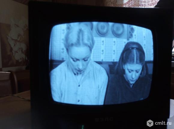 Телевизор кинескопный ч/б ВЭЛС