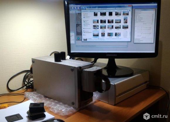 Сканирование фотоплёнки