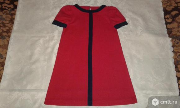 Платье рост 134 см. Фото 1.