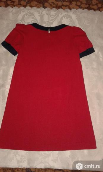 Платье рост 134 см. Фото 4.