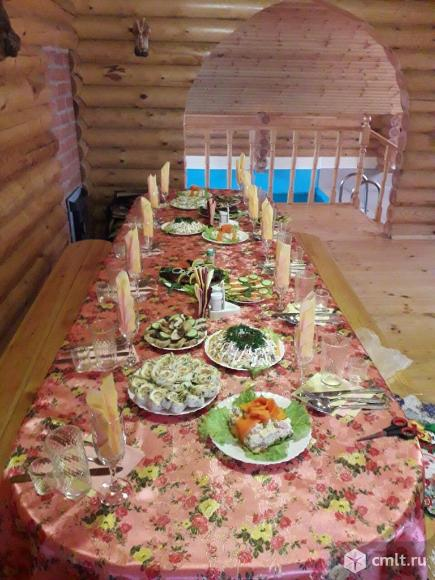 База отдыха Кудеяров стан