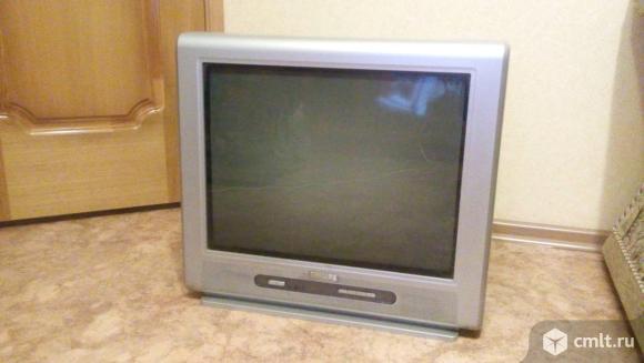 Телевизор кинескопный цв. Philips