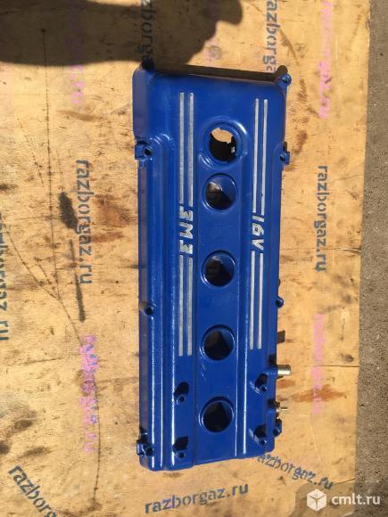 Металлическая клапанная крышка Газель ЗМЗ 406 .405. Фото 1.