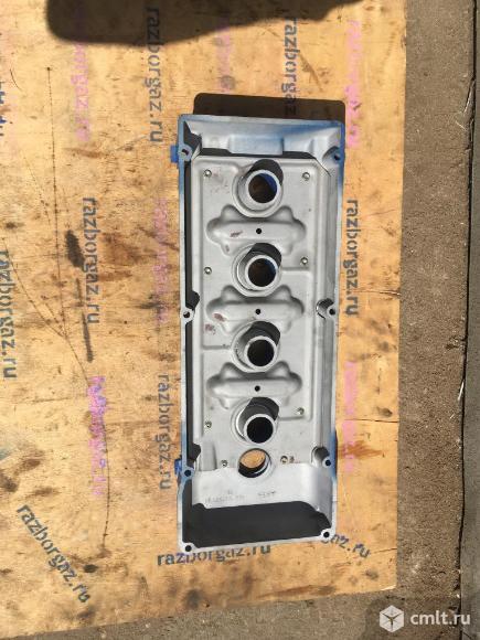 Металлическая клапанная крышка Газель ЗМЗ 406 .405. Фото 2.