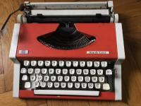 Пишущая (печатная) машинка  Unis tbm de Luxe, Югославия