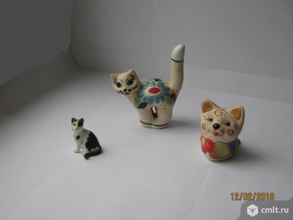 Кошечка сувенир. Фото 1.
