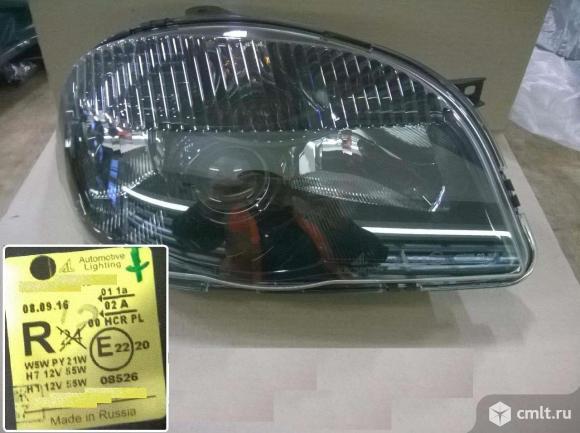 Фары передние для Шевроле Нива Bertone. Фото 1.
