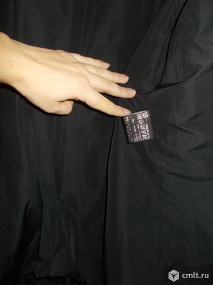 Демисезонная кожаная куртка, кожаный  плащ.. Фото 5.