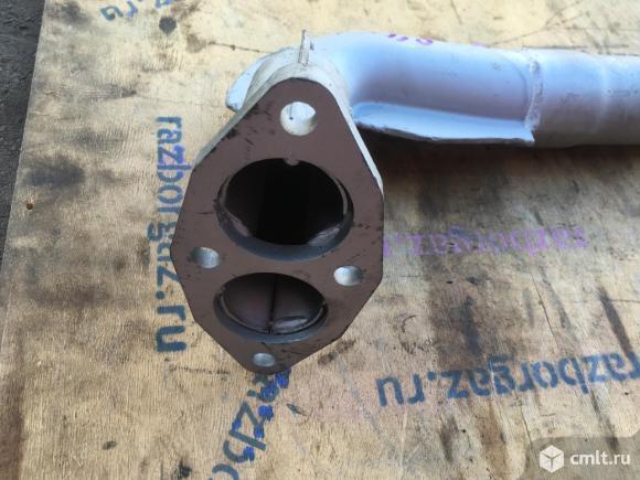 Труба приемная газель ЗМЗ 405 Евро-0. Фото 2.