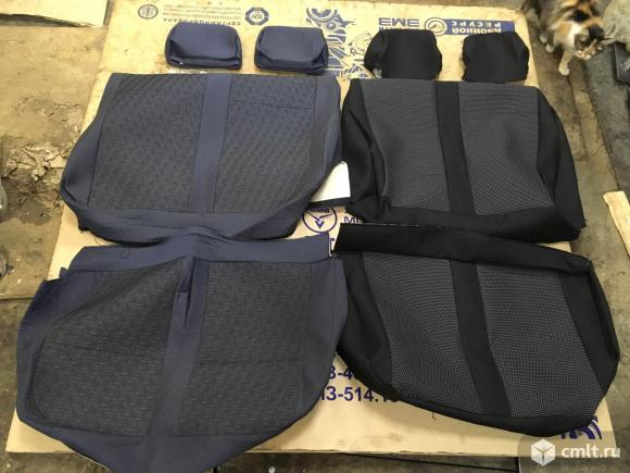 Обивка пассажирского сиденья Газель Соболь. Фото 1.