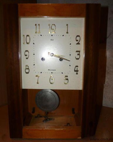 """Часы очз """"Янтарь"""""""
