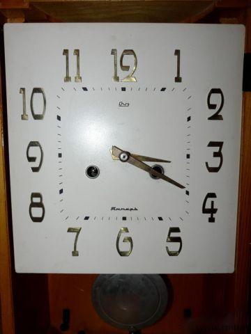 """Часы очз """"Янтарь"""". Фото 2."""
