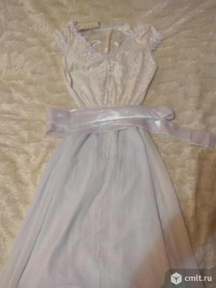 Платье макси новое 42-44 р-р. Фото 3.