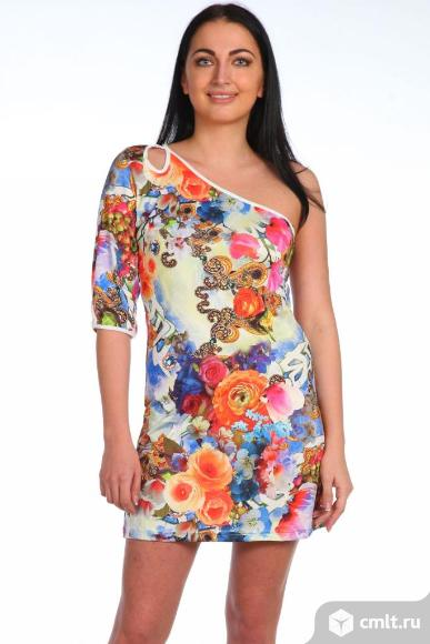 Платье новое 48, 50 р-ры. Фото 1.