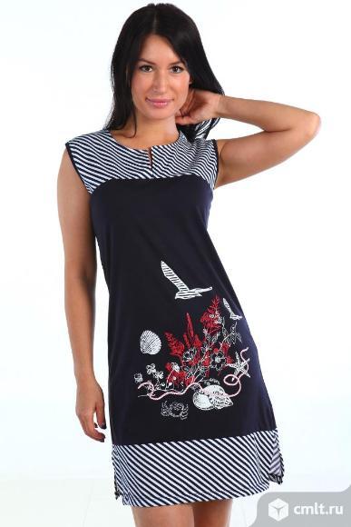 Платье новое 42 р-ры. Фото 1.