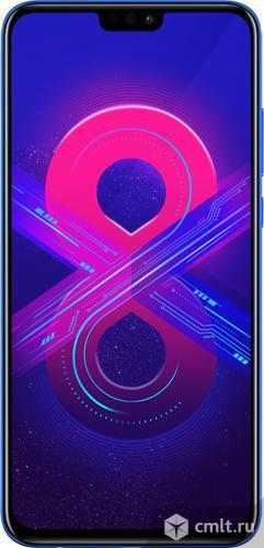 Новый смартфон Honor Смартфон Honor 8X 64Gb Blue (JSN-L21. Фото 1.