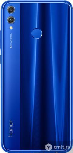 Новый смартфон Honor Смартфон Honor 8X 64Gb Blue (JSN-L21. Фото 2.