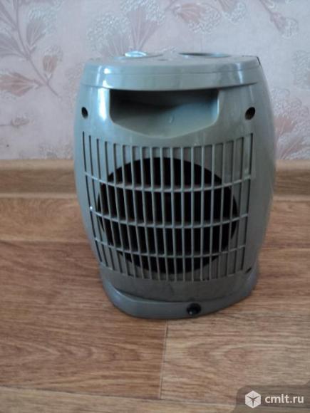 Тепловентилятор. Фото 3.