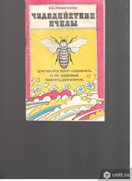 И.А.Измалкова.Чудодействие пчелы.. Фото 1.