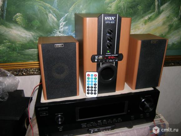Аудиосистема Sven. Фото 1.
