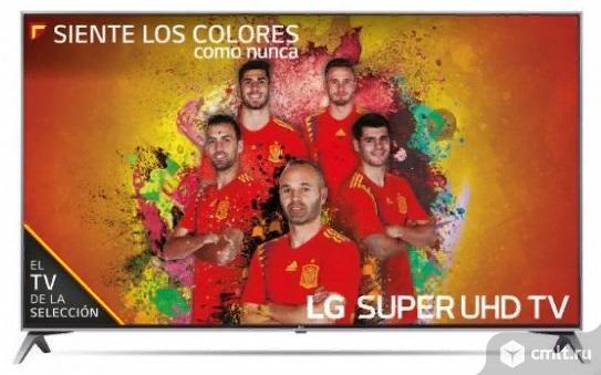 """Новый, гарантия 50"""" (127 см) Ultra HD (4K) LED телевизор LG 50UK6300PLB. Фото 1."""
