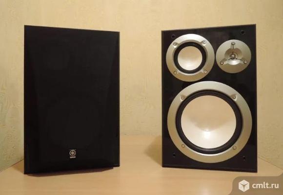 Новая, гарантия полочная акустическая система Yamaha NS-6490, пара. Фото 1.