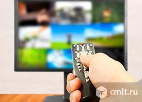 Ремонт большинства марок ТВ и мониторов у вас на дому. Фото 1.