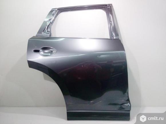 Дверь задняя правая + молдинг MAZDA CX-5 17- б/у K1Y07202XD KB7W51RC0B 3*. Фото 1.