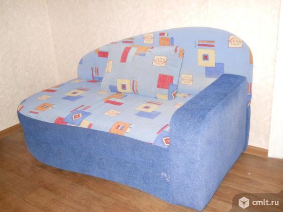 Детский раздвижной диванчик. Фото 2.