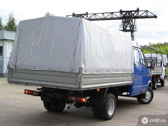 Заводской кузов на Газель 3302 Некст. Фото 2.