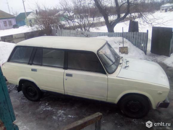 ВАЗ (Lada) 2104 - 1987 г. в.. Фото 1.