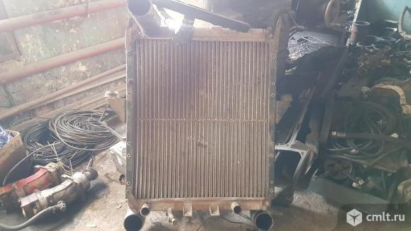 Радиатор МАЗ 5516. Фото 1.
