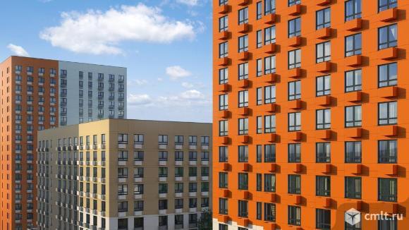 2-комнатная квартира 60,39 кв.м. Фото 14.