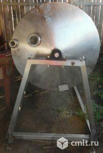 Маслобойка, объем 750 литров. Фото 1.
