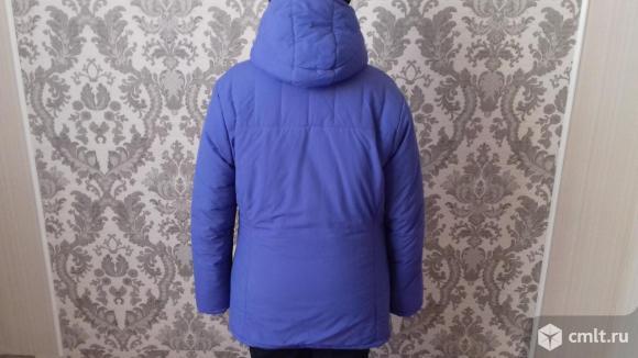 Зимняя теплая куртка пуховик