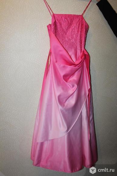 Платье на выпускной для 4-го класса. Фото 1.