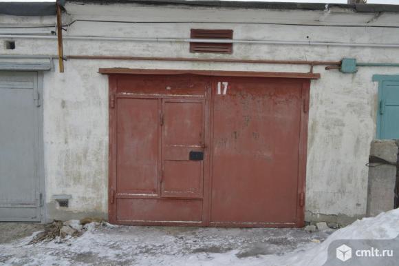 Гараж, 20 кв.м. Фото 1.
