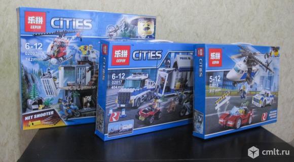 Новые наборы Lepin City (аналог Лего). Фото 8.
