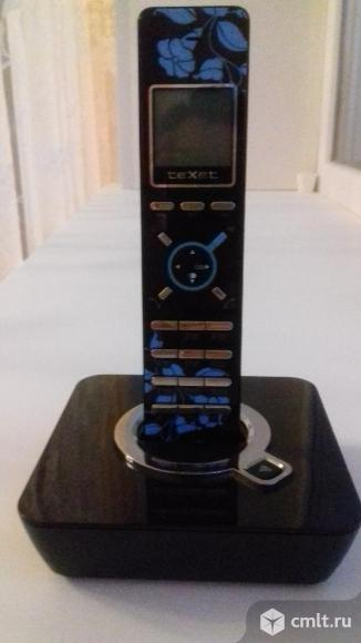 Радиотелефон TeXet TX-D7600. Фото 1.
