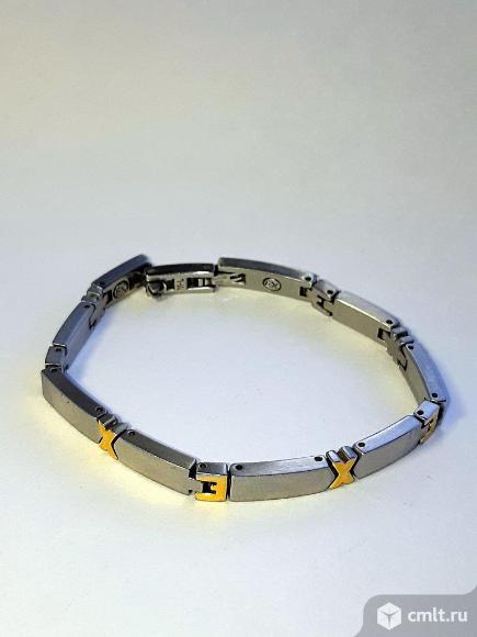 Магнитный браслет. Фото 1.