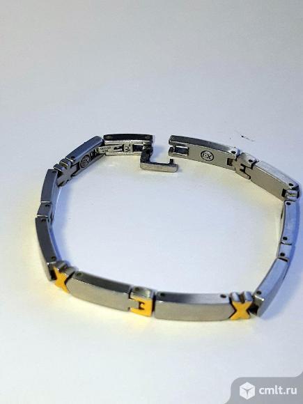 Магнитный браслет. Фото 2.