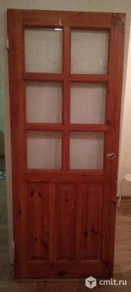Дверь 80см. Фото 1.