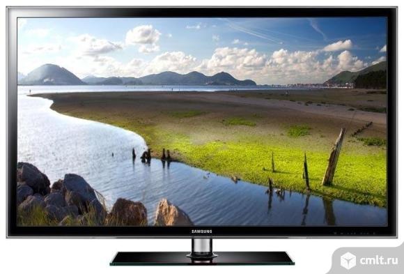 Телевизор ж/к Samsung UE-40D5000PW. Фото 1.