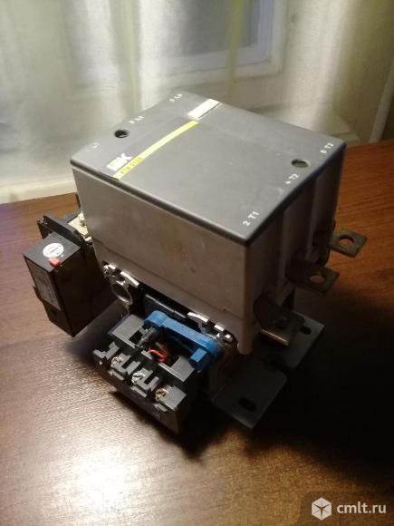 Контактор электромагнитный кти 5150. Фото 2.