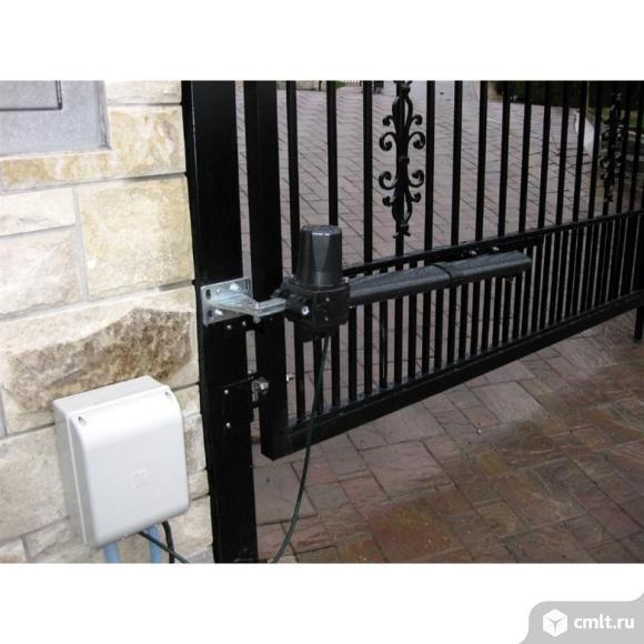Привод распашных ворот Came Krono 310 Комплект. Фото 1.