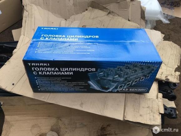 ГБЦ ЗМЗ 405 Евро-3 фирмы Танаки на ГАзель Соболь. Фото 1.