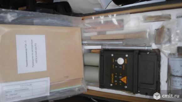 Продам газоанализатор автоматический гса- 3 новый с хранения не дорого. Фото 1.
